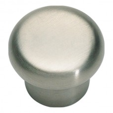 """Round Cabinet Knob (1-1/4"""") - Stainless Steel (A856-SS) by Atlas Homewares"""