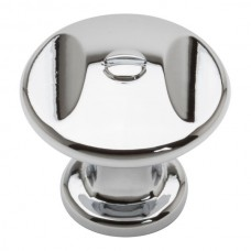 Ergo Cabinet Knob (1-3/8) - Polished Chrome (A869-CH) by Atlas Homewares