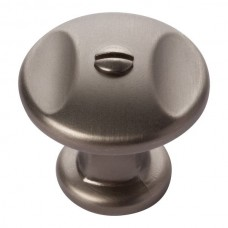 Ergo Cabinet Knob (1-1/4) - Slate (A869-SL) by Atlas Homewares