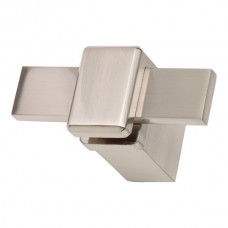 Buckle Up Hook Bath Hardware - Brushed Nickel (BUTH-BRN) by Atlas Homewares