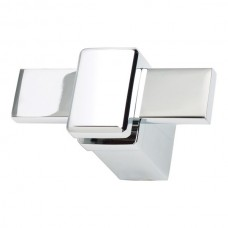 Buckle Up Hook Bath Hardware - Polished Chrome (BUTH-CH) by Atlas Homewares