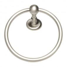 Emma Towel Ring Bath Hardware - Brushed Nickel (EMMTR-BRN) by Atlas Homewares