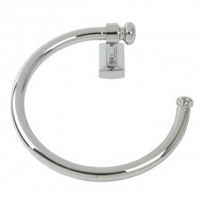 Legacy Towel Ring Bath Hardware - Polished Chrome (LGTR-CH) by Atlas Homewares