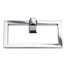 Sutton Place Towel Ring Bath Hardware - Polished Chrome (SUTTR-CH) by Atlas Homewares