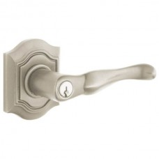 Bethpage Lever w/ Bethpage Rosette (5237) by Baldwin Estate
