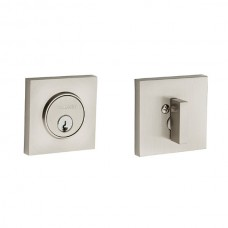 Contemporary Square Deadbolt w/  (8220) by Baldwin Estate