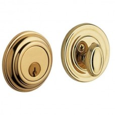 Traditional Deadbolt w/  (8231) by Baldwin Estate
