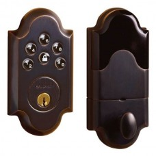Boulder Keyless Deadbolt (8252-AC1) by Baldwin Estate