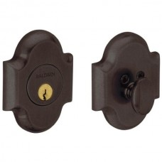 Arched Deadbolt w/  (8252) by Baldwin Estate