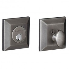 Squared Deadbolt w/  (8254) by Baldwin Estate