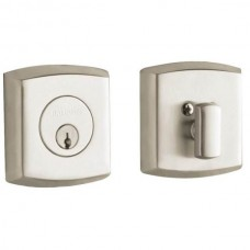 Soho Deadbolt w/  (8285) by Baldwin Estate