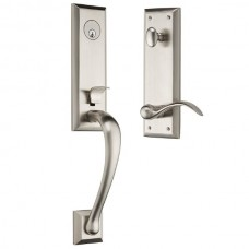 Cody Entry Set w/ 5452V Beavertail Lever (85352) by Baldwin Estate