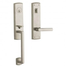 Soho Entry Set w/ 5485V Soho Lever (85387) by Baldwin Estate