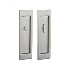 Santa Monica Large Privacy Pocket Door Lock Set (PD005) by Baldwin Estate