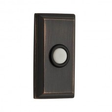 Rectangular Door Bell Button (9BR7015) by Baldwin Reserve