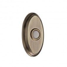 Oval Door Bell Button (9BR7016) by Baldwin Reserve
