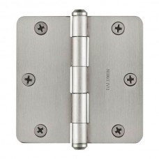 "3-1/2"" Hinges w/ 1/4"" Radius Corners (9BR7023) by Baldwin Reserve"