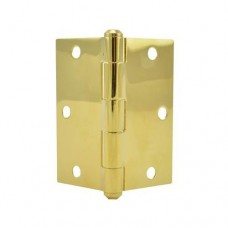 "3-1/2"" Hinges w/ Square Corners (9BR7025) by Baldwin Reserve"