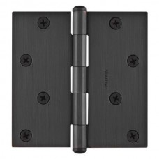 "4"" Hinges w/ Square Corners (9BR7028) by Baldwin Reserve"