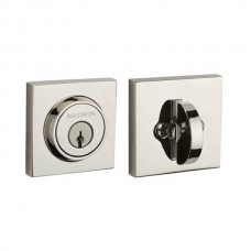Contemporary Square Deadbolt (CSD) by Baldwin Reserve