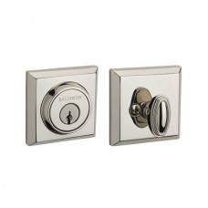 Traditional Square Deadbolt (TSD) by Baldwin Reserve