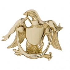 Eagle Door Knocker (A04-K2000) in Various Finishes by Brass Accents