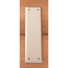 Quaker Push Plate (A07-P5400) by Brass Accents