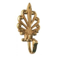 European Collection Robe Hook (B04-C5280) in Various Finishes by Brass Accents