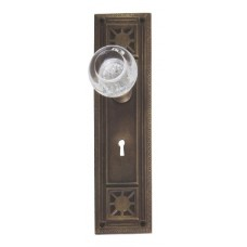Nantucket Tubular Plate Set (D04-K724) by The Renaissance Collection by Brass Accents