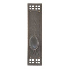 Arts & Crafts Tubular Plate Set (D05-K535) by Brass Accents