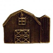 Barn Cabinet Knob (KB00117 / 117) - Whimsical Collection from Buck Snort Lodge