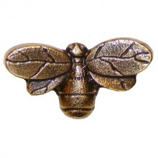 Bee Cabinet Knob (KB00210 / 210) - Wildlife Collection from Buck Snort Lodge