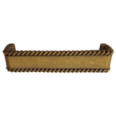 Rope Edge Pull Drawer Pull (PL00000 / 381) - New Arrivals Collection from Buck Snort Lodge