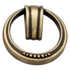 Beaded Elegance Ring Pull Drop Pull (384) - New Arrivals Collection from Buck Snort Lodge