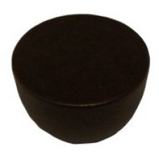 Round Knob #1 Cabinet Knob (KB01217 / 403) - New Arrivals Collection from Buck Snort Lodge