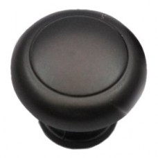 Round Knob #2 Cabinet Knob (KB00951 / 415) - New Arrivals Collection from Buck Snort Lodge
