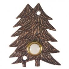 Large Twin Pines Door Bell Door Bell (DB00920 / 920) - Doorbells Collection from Buck Snort Lodge
