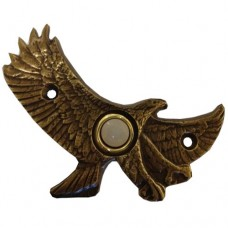 Eagle in Flight Door Bell Door Bell (926) - Doorbells Collection from Buck Snort Lodge