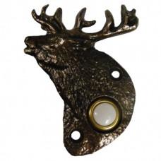 Elk Door Bell Door Bell (929) - Doorbells Collection from Buck Snort Lodge