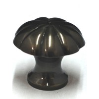 "Fluted Cabinet Knob (1-1/4"") (VB-7) by Cal Crystal"