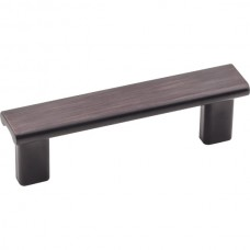 """Park Drawer Pull (3"""" CTC) - Brushed Oil Rubbed Bronze (183-3DBAC) by Elements"""