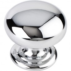 """Florence Cabinet Knob (1-1/4"""") - Polished Chrome (2980PC) by Elements"""