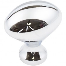 """Merryville Cabinet Knob (1-1/8"""") - Polished Chrome (897PC) by Elements"""