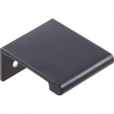 Edgefield Tab Drawer Pull (16mm CTC) - Matte Black (A500-125MB) by Elements