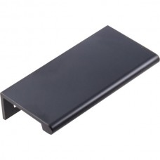 Edgefield Tab Drawer Pull (60mm CTC) - Matte Black (A500-3MB) by Elements