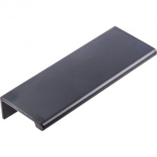 Edgefield Tab Drawer Pull (76mm CTC) - Matte Black (A500-4MB) by Elements