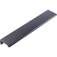 Edgefield Tab Drawer Pull (90mm CTC) - Matte Black (A500-8MB) by Elements