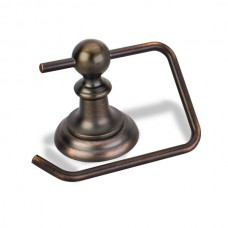Fairview Euro Paper Holder - Brushed Oil Rubbed Bronze (BHE5-07DBAC)