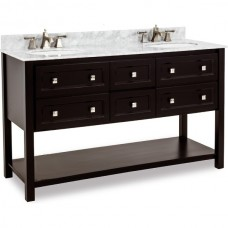 Adler Vanity (VAN036D-60-T-MW) by Elements