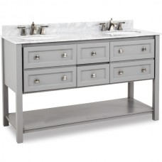 Adler Vanity (VAN088D-60-T-MW) by Elements